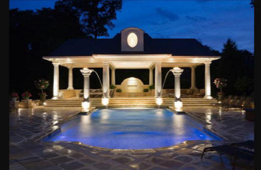 Sc Pool Room Columbia House Builder 24x7 Builders Cabanas Contractor Company Swimming
